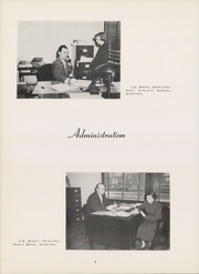 Page 10, 1950 Edition, Defiance High School - Panorama Yearbook (Defiance, OH) online yearbook collection