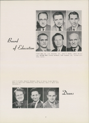Page 11, 1950 Edition, Defiance High School - Panorama Yearbook (Defiance, OH) online yearbook collection