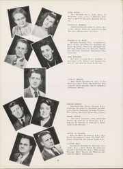 Page 12, 1950 Edition, Defiance High School - Panorama Yearbook (Defiance, OH) online yearbook collection