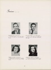 Page 16, 1950 Edition, Defiance High School - Panorama Yearbook (Defiance, OH) online yearbook collection