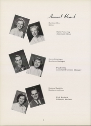 Page 8, 1950 Edition, Defiance High School - Panorama Yearbook (Defiance, OH) online yearbook collection