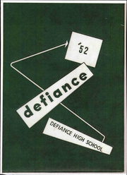 Page 1, 1952 Edition, Defiance High School - Panorama Yearbook (Defiance, OH) online yearbook collection