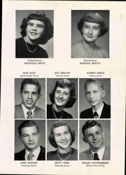 Page 13, 1952 Edition, Defiance High School - Panorama Yearbook (Defiance, OH) online yearbook collection