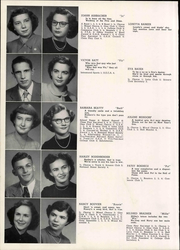 Page 14, 1952 Edition, Defiance High School - Panorama Yearbook (Defiance, OH) online yearbook collection