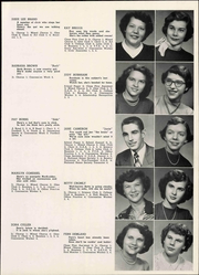Page 15, 1952 Edition, Defiance High School - Panorama Yearbook (Defiance, OH) online yearbook collection