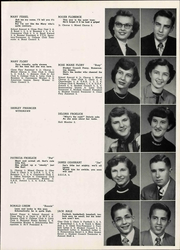 Page 17, 1952 Edition, Defiance High School - Panorama Yearbook (Defiance, OH) online yearbook collection