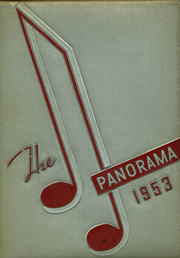 Defiance High School - Panorama Yearbook (Defiance, OH) online yearbook collection, 1953 Edition, Page 1