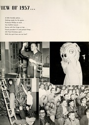 Page 11, 1957 Edition, Defiance High School - Panorama Yearbook (Defiance, OH) online yearbook collection