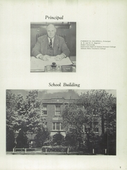Page 11, 1952 Edition, Ridgeville High School - Panorama Yearbook (Ridgeville, IN) online yearbook collection