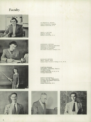 Page 12, 1952 Edition, Ridgeville High School - Panorama Yearbook (Ridgeville, IN) online yearbook collection