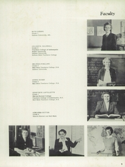 Page 13, 1952 Edition, Ridgeville High School - Panorama Yearbook (Ridgeville, IN) online yearbook collection