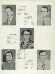 Page 17, 1952 Edition, Ridgeville High School - Panorama Yearbook (Ridgeville, IN) online yearbook collection