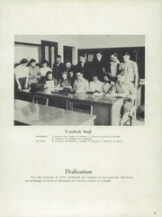 Page 7, 1952 Edition, Ridgeville High School - Panorama Yearbook (Ridgeville, IN) online yearbook collection
