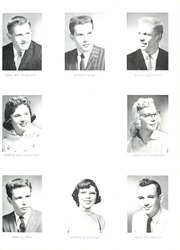 Page 11, 1960 Edition, Ridgeville High School - Panorama Yearbook (Ridgeville, IN) online yearbook collection