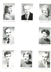 Page 12, 1960 Edition, Ridgeville High School - Panorama Yearbook (Ridgeville, IN) online yearbook collection