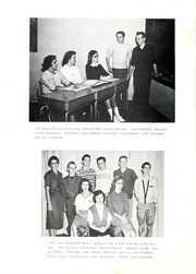 Page 14, 1960 Edition, Ridgeville High School - Panorama Yearbook (Ridgeville, IN) online yearbook collection