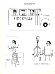 Page 8, 1960 Edition, Ridgeville High School - Panorama Yearbook (Ridgeville, IN) online yearbook collection