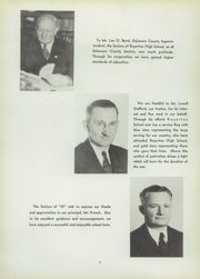 Page 8, 1943 Edition, Royerton High School - Panorama Yearbook (Royerton, IN) online yearbook collection