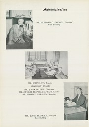 Page 10, 1952 Edition, Royerton High School - Panorama Yearbook (Royerton, IN) online yearbook collection