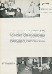 Page 14, 1952 Edition, Royerton High School - Panorama Yearbook (Royerton, IN) online yearbook collection