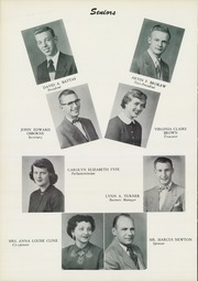 Page 16, 1952 Edition, Royerton High School - Panorama Yearbook (Royerton, IN) online yearbook collection