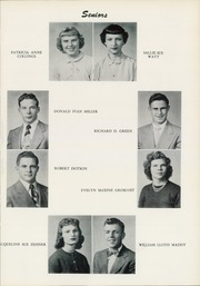 Page 17, 1952 Edition, Royerton High School - Panorama Yearbook (Royerton, IN) online yearbook collection