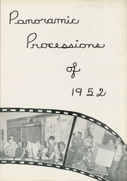 Page 7, 1952 Edition, Royerton High School - Panorama Yearbook (Royerton, IN) online yearbook collection