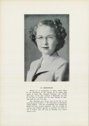 Page 8, 1952 Edition, Royerton High School - Panorama Yearbook (Royerton, IN) online yearbook collection