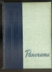1953 Edition, Royerton High School - Panorama Yearbook (Royerton, IN)