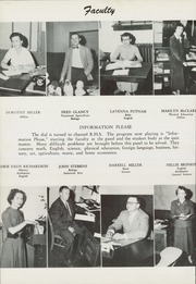 Page 10, 1953 Edition, Royerton High School - Panorama Yearbook (Royerton, IN) online yearbook collection
