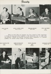 Page 11, 1953 Edition, Royerton High School - Panorama Yearbook (Royerton, IN) online yearbook collection