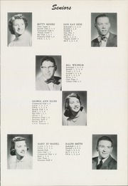 Page 17, 1953 Edition, Royerton High School - Panorama Yearbook (Royerton, IN) online yearbook collection