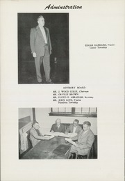 Page 8, 1953 Edition, Royerton High School - Panorama Yearbook (Royerton, IN) online yearbook collection