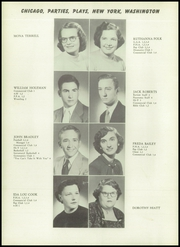 Page 14, 1954 Edition, Royerton High School - Panorama Yearbook (Royerton, IN) online yearbook collection