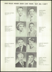 Page 15, 1954 Edition, Royerton High School - Panorama Yearbook (Royerton, IN) online yearbook collection