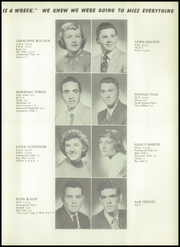 Page 17, 1954 Edition, Royerton High School - Panorama Yearbook (Royerton, IN) online yearbook collection