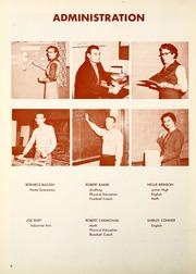 Page 10, 1958 Edition, Royerton High School - Panorama Yearbook (Royerton, IN) online yearbook collection