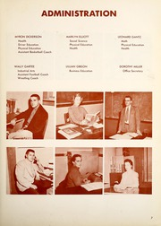 Page 11, 1958 Edition, Royerton High School - Panorama Yearbook (Royerton, IN) online yearbook collection
