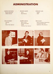 Page 13, 1958 Edition, Royerton High School - Panorama Yearbook (Royerton, IN) online yearbook collection