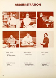 Page 14, 1958 Edition, Royerton High School - Panorama Yearbook (Royerton, IN) online yearbook collection