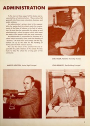 Page 9, 1958 Edition, Royerton High School - Panorama Yearbook (Royerton, IN) online yearbook collection