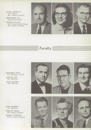 Page 11, 1956 Edition, Northwestern High School - Panorama Yearbook (Kokomo, IN) online yearbook collection
