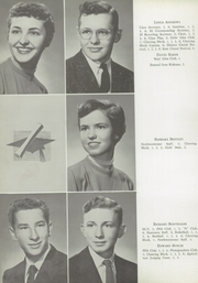 Page 14, 1956 Edition, Northwestern High School - Panorama Yearbook (Kokomo, IN) online yearbook collection