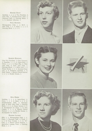 Page 17, 1956 Edition, Northwestern High School - Panorama Yearbook (Kokomo, IN) online yearbook collection