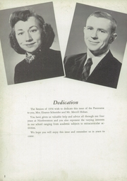 Page 6, 1956 Edition, Northwestern High School - Panorama Yearbook (Kokomo, IN) online yearbook collection