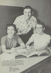 Page 8, 1956 Edition, Northwestern High School - Panorama Yearbook (Kokomo, IN) online yearbook collection