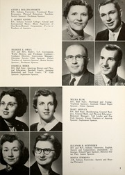Page 11, 1957 Edition, Northwestern High School - Panorama Yearbook (Kokomo, IN) online yearbook collection