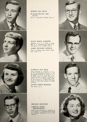 Page 17, 1957 Edition, Northwestern High School - Panorama Yearbook (Kokomo, IN) online yearbook collection