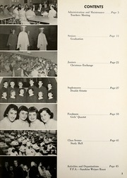 Page 7, 1957 Edition, Northwestern High School - Panorama Yearbook (Kokomo, IN) online yearbook collection