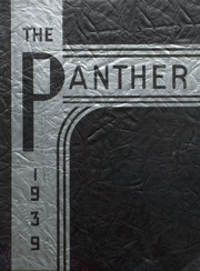 1939 Edition, Petroleum High School - Panther Yearbook (Petroleum, IN)